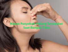 Alasan Penyebab Hidung Tersumbat